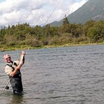 Fraser River Fishing