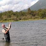 Fraser River Fishing