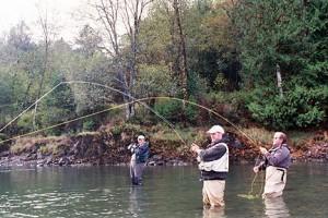 Triple-Salmon-on-Fly